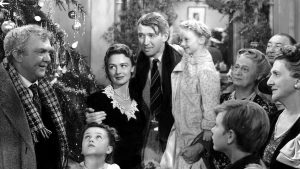 Kendal Cinema Brewery christmas film Christmas just wouldn't be Christmas without our traditional screening of It's A Wonderful Life! George Bailey has so many problems he is thinking about ending it all - and it's Christmas! As the angels discuss George, we see his life in flashback. As George is about to jump from a bridge, he ends up rescuing his guardian angel, Clarence - who then shows George what his town would have looked like if it hadn't been for all his good deeds over the years.