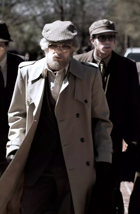 Four young men mistake their lives for a movie and attempt one of the most audacious heists in U.S. history.