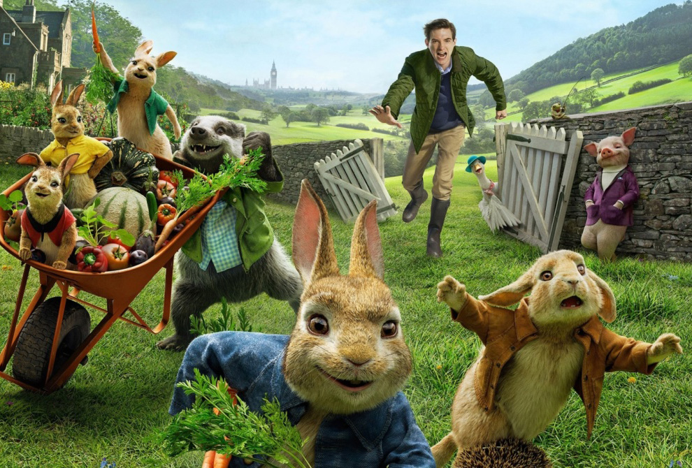 Cinema brewery arts centre kendal - Peter rabbit movie wallpaper ...
