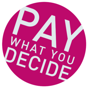 Pay What You Decide