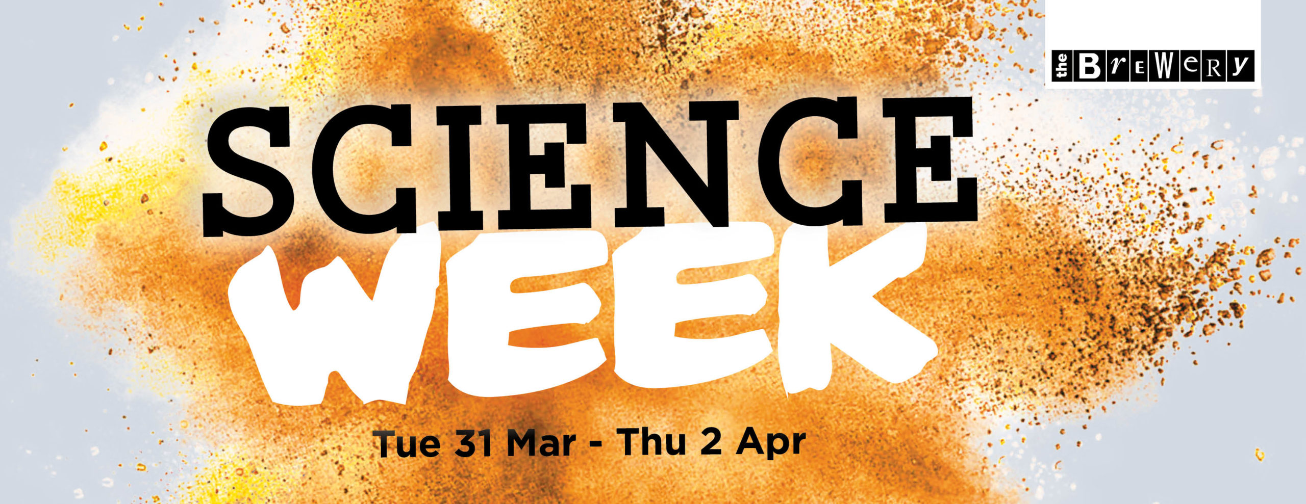 Science week banner
